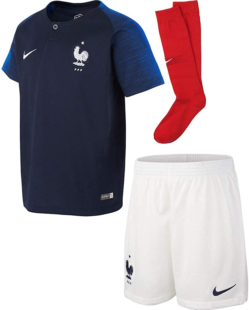 Nike France Home Mini KIT Set 2018