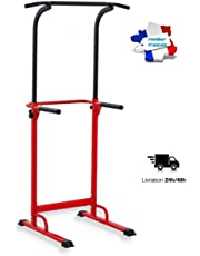 Pull Up Fitness - Barre de Traction Ajustable Musculation Multifonction