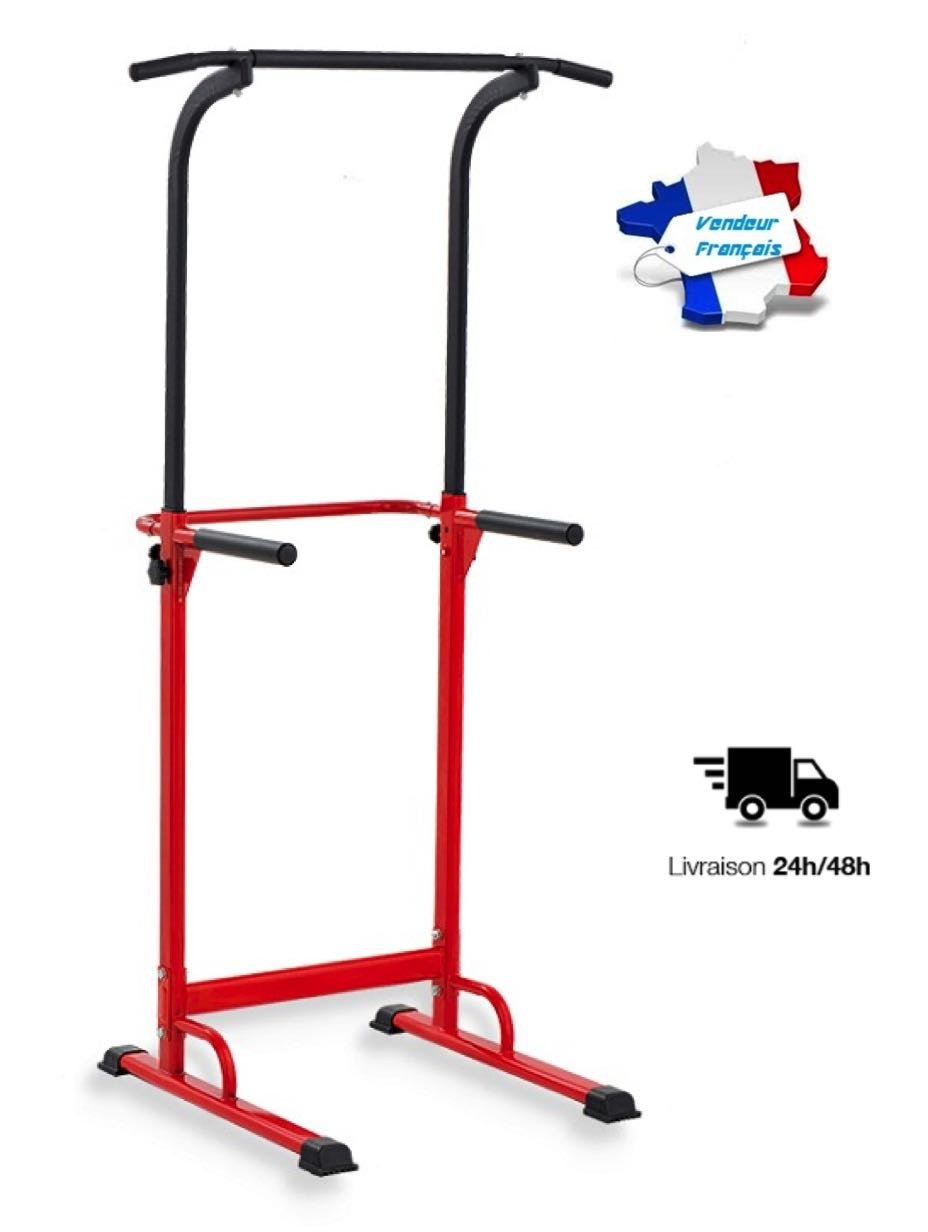 Pull Up Fitness - Barre de Traction Ajustable Musculation Multifonction product image