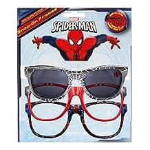Sunglasses & Snap-On Frames