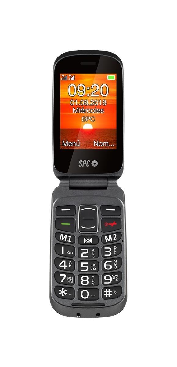 SPC Goliath teléfono móvil con botón de Emergencia SOS: Spc: Amazon.es: Electrónica