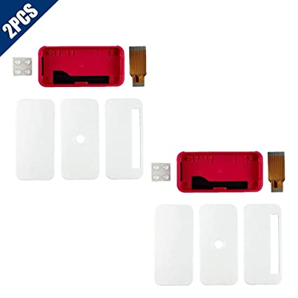 Comidox 2PCS ABS Case Protectation Case for Raspberry Pi