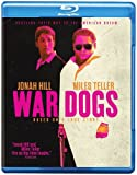 War Dogs (Blu-ray + Digital HD)