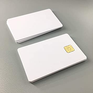 Amazon.com: at24 C64 chip Smart IC tarjeta con 64 K EEPROM ...