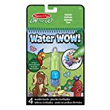 Melissa & Doug 15376 on The Go Water Wow! Water-Reveal Activity Pad-Animals