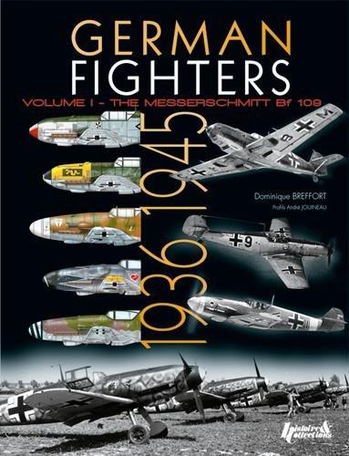 - German Fighters. Volume 1: The Messerschmitt Bf 109