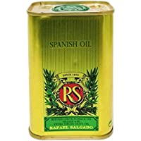 R.S Pure Olive Oil Tin - 400 ml