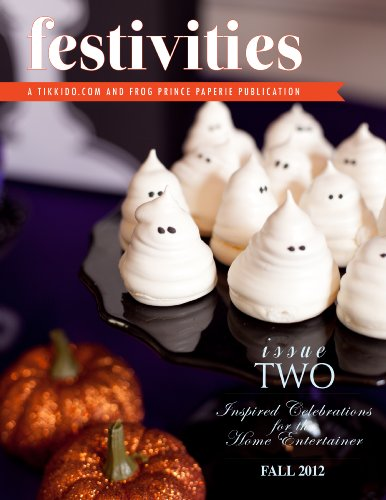 Festivities Magazine Fall 2012 ()