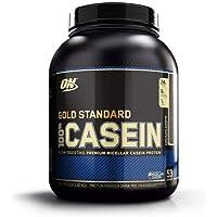 Optimum Nutrition (ON) Gold Standard 100% Casein Protein Powder - 4 lbs, 1.82 kg (Chocolate Supreme)