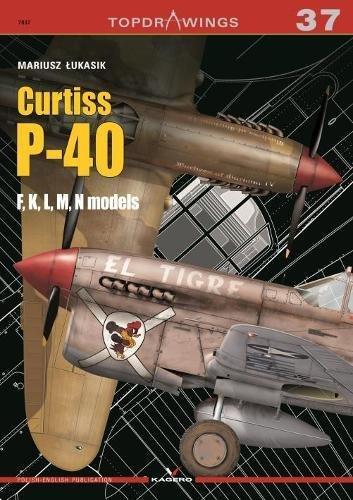 Curtiss P-40, F,K,L,M,N models (TopDrawings)
