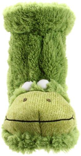 Amis Floue Femmes Fun Pour Les Pieds Pantoufle Vert