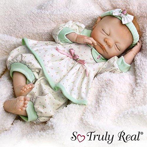 Ashton Drake Doll So Truly Real Annie by Artist Linda Webb