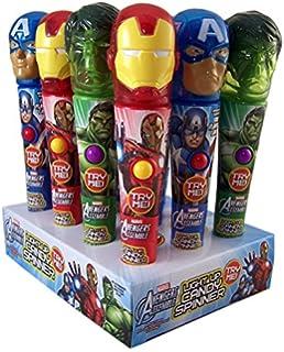 Amazon.com: Fidget Spinner 3-Ounce Rainbow Swirl Pops - 12 ...