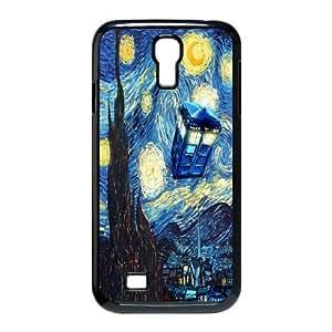 Samsung Galaxy S4 I9500 Phone Case Black Doctor Who WQ5RT7536277