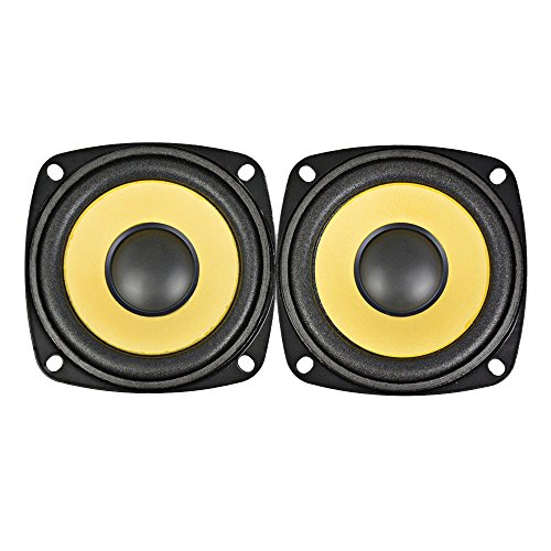 AIYIMA 2Pcs 3Inch Audio Portable Speakers Full Range 4Ohm 10W Speaker Magnetic Multimedia Loudspeaker DIY HIFI Home Theater by AIYIMA (Image #6)
