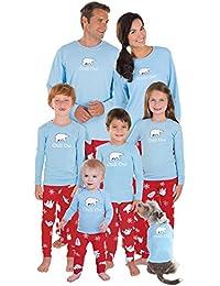Family Pajamas Chill Out - Family Christmas Pajamas Set,...