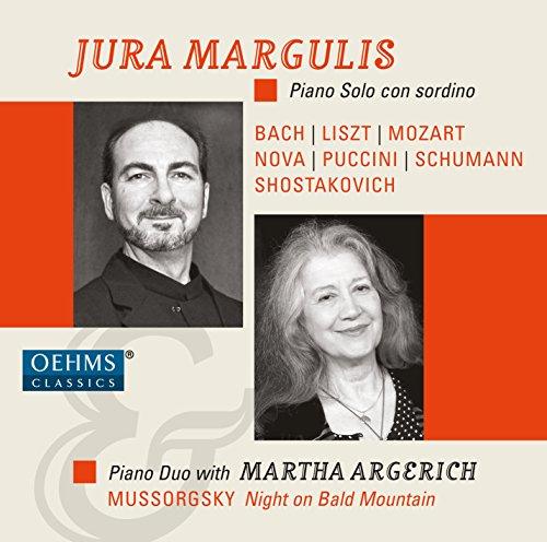 Price comparison product image Jura Margulis & Martha Argerich - Piano con Sordino