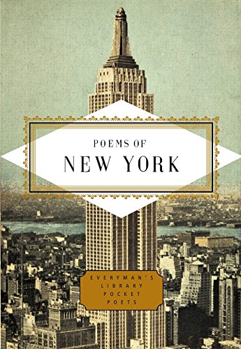 Poems of New York (Everyman's Library Pocket Poets Series) -