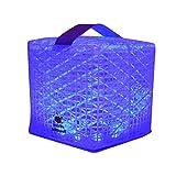 Solight Portable Compact LED Solar Lantern