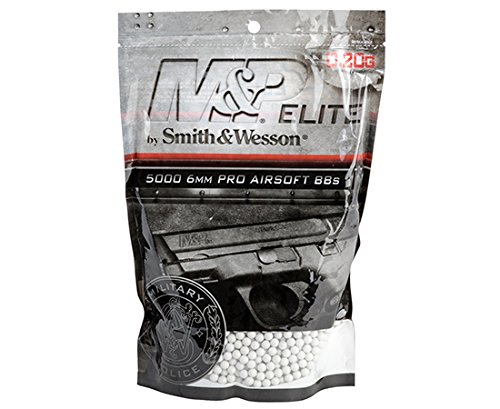 (M&P 5000 Elite Competition Grade by Smith & Wesson .20g 6mm Pro Airsoft)
