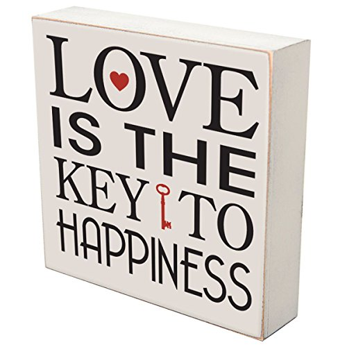 Love Is The Key To Happiness wedding anniversary gift for couple, housewarming gift ideas for Mr. and Mrs. shadow box by DaySpring Milestones 6