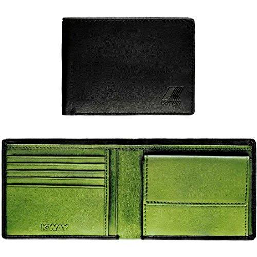 Portafogli colorblock K G3 5dkk9201 GREEN CCOPxwnaq