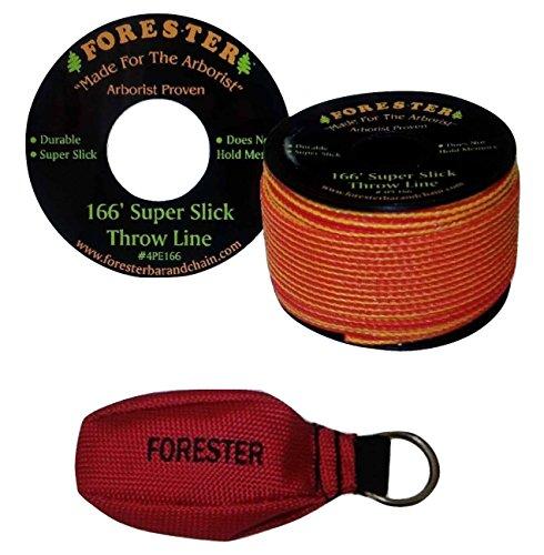 Forester 166 Foot Arborist Throw Line -