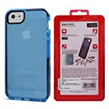 Tech21 Evo Mesh Protective Case for Apple Iphone 5/5S (Blue)