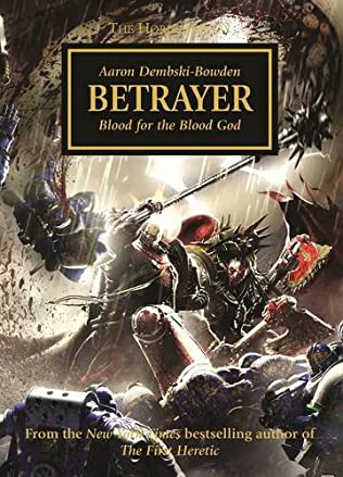 book cover of Betrayer