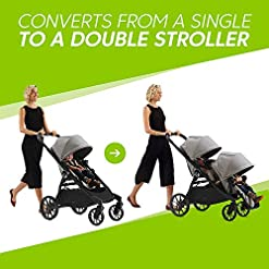 Baby-Jogger-City-Select-LUX-Stroller-Baby-Stroller-with-20-Ways-to-Ride-Goes-from-Single-to-Double-Stroller-Quick-Fold-Stroller-Slate
