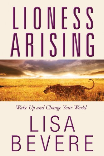 Lioness Arising: Wake Up and Change Your World (Christian Large Print Originals)