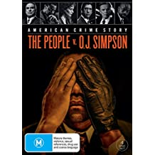 The People v. O.J. Simpson American Crime Story | 4 Discs | NON-USA Format | PAL | Region 4 Import - Australia