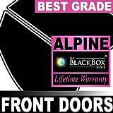 The Black Box Tint 1-1051-30098-13-Front Doors 20%