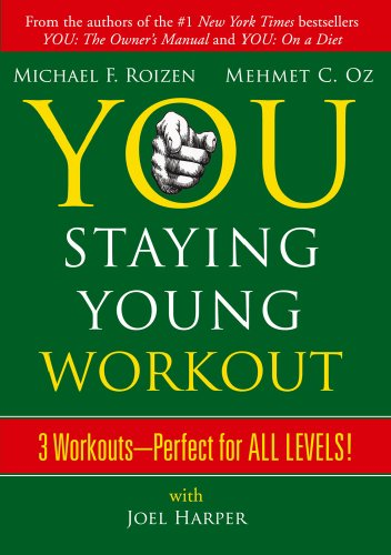 You: Staying Young Workout - Readers Motivating