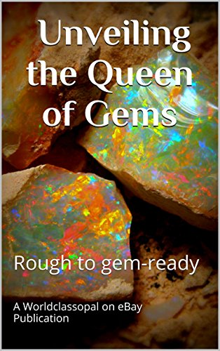 Used, Unveiling the Queen of Gems: Rough to gem-ready for sale  Delivered anywhere in USA