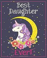Best Daughter Ever Sketchbook: A Best Daughter