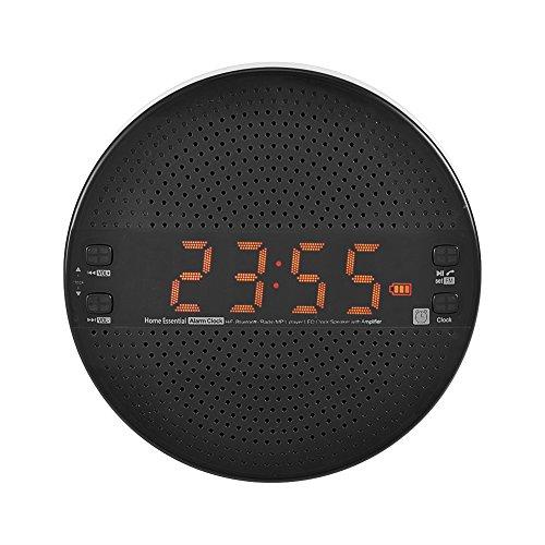 fosa Bluetooth Alarm Clock Radio & Wireless Bluetooth Speake