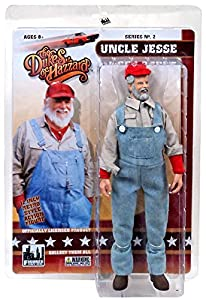 "The Dukes of Hazzard Series 2 Uncle Jesse 12"" Action Figure [12""]"