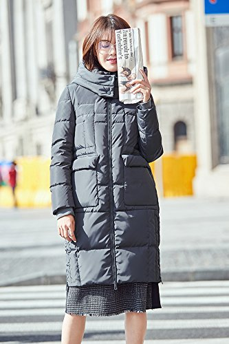 Generic High-Vatican winter new casual version long section female Korean fashion warm down jacket thick coat tide for women girl by Generic