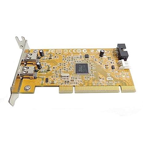 HP Adaptador Tarjeta PCI 2 x FireWire IEEE 1394 515182 - 001 ...