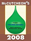 Mccutcheon's 2008 Functional Materials : North American and International Editions, Michael Allured, 1933430311