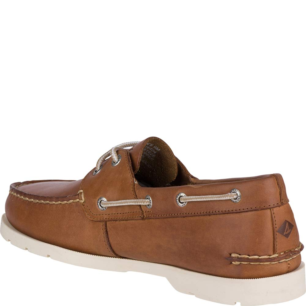 23157684310b Amazon.com | SPERRY Men's Leeward 2-Eye Boat Shoe | Loafers & Slip-Ons