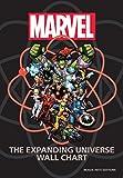 marvel super villains book - Marvel: The Expanding Universe Wall Chart