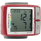Advocate Wrist Blood Montr W Color