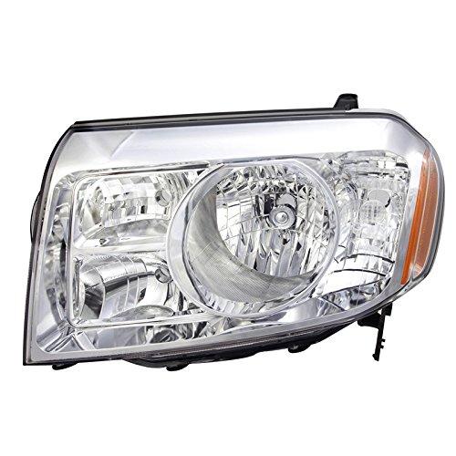 carpartsdepot-front-bumper-head-light-lamp-left-side-fit-09-11-pilot-sport-utility-ho2518125