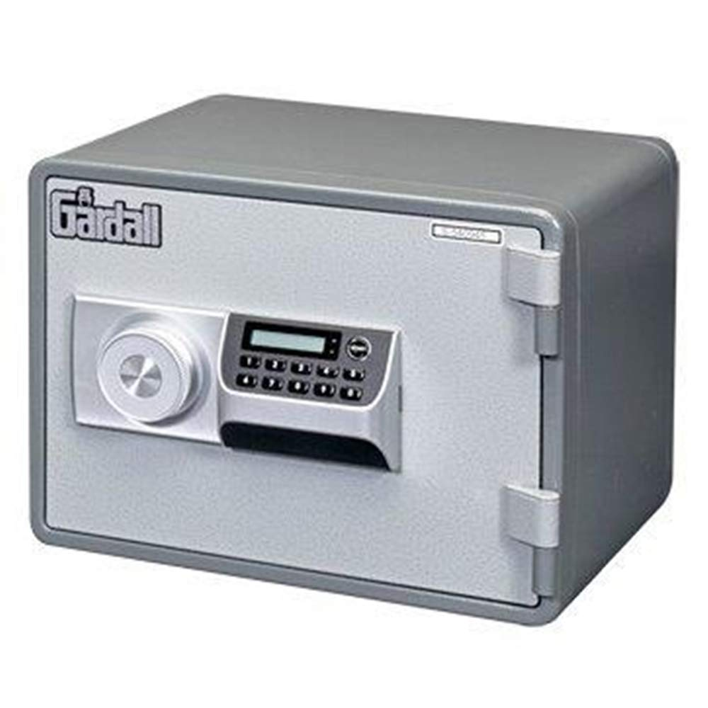 Gardall MS912-G-E w One Hour Horizontal Microwave Style Fire Safe with Electronic Lock, Grey by Gardall
