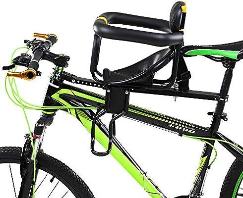 Yuwen Sillas de Seguridad para niños, niños, Bicicletas, Asientos ...