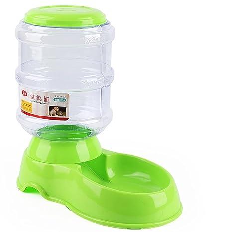 POPETPOP Automático Comedero para Mascota, Gatos y Mascotas Dispensador de Comidas, Alimentador de Gatos