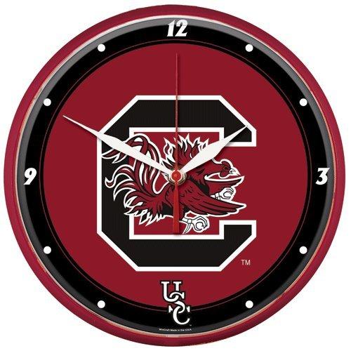 12.75 NCAA 2841812 Texas Tech University Round Wall Clock