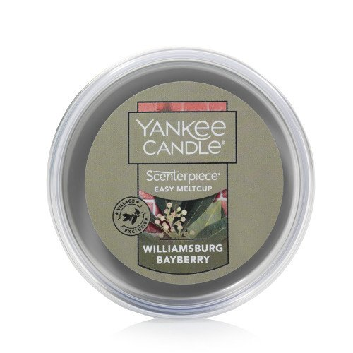 - Yankee Candle Williamsburg Bayberry Easy MeltCup